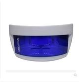 現貨110v紫外线毛巾消毒柜美容美发工具理发店小型商用立式迷你剪刀消毒箱 浪漫