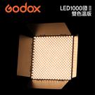 【EC數位】GODOX 神牛 LED1000 Bi II 雙色溫版 LED攝影燈 光效柔和 錄影 直播 補光 DMX接口