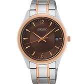 SEIKO 精工 時尚簡約手錶 SUR470P1 / 6N52-00D0B