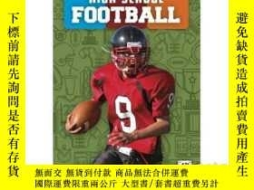 二手書博民逛書店High罕見School FootballY346464 Rob