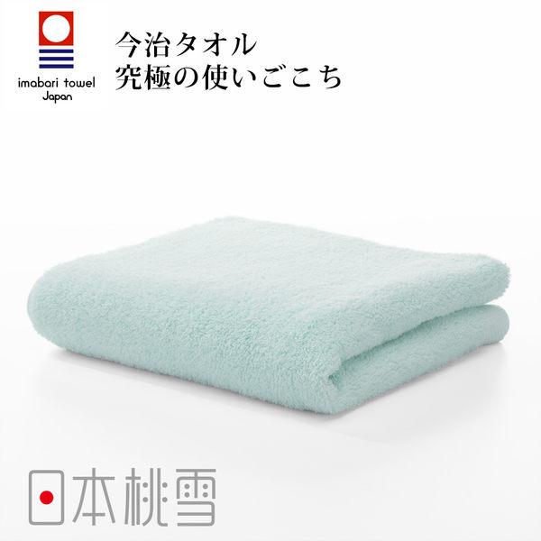 日本桃雪今治超長棉毛巾(水藍色) 鈴木太太