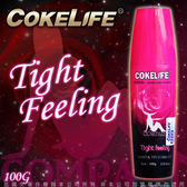 情趣用品 COKELIFE Tight feeling 女性情趣提升水性潤滑液 100g 增加性趣潤滑液