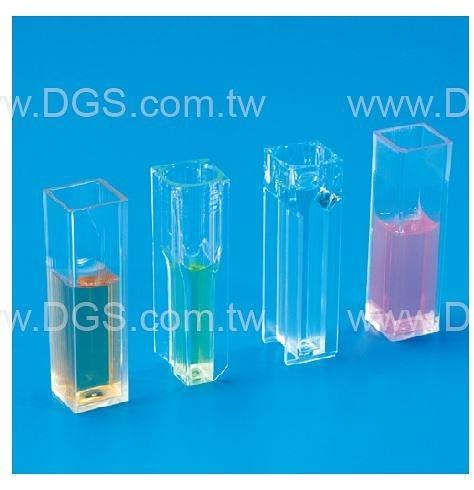 《Kartell》塑膠比色槽 UV用 Standard Cell PMMA, UV range