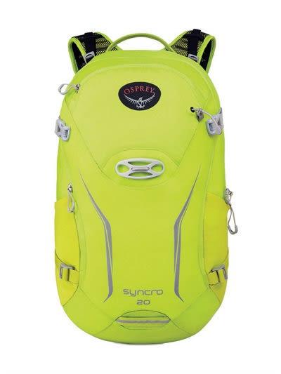 美國 Osprey Syncro 20L 多功能自行車水袋背包  登山背包/ 自行車 隨身行李背包