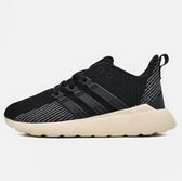 Adidas QUESTAR FLOW 女款黑色運動慢跑鞋-NO.EE8242