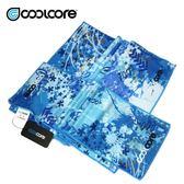 運動毛巾 coolcore冷感運動毛巾速乾吸汗巾健身房跑步擦汗手腕冰巾男女成人 二度3C 99免運