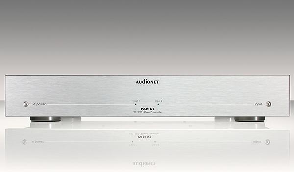 名展音響 德國Audionet 唱頭放大器 PAM G2  新竹桃園推薦