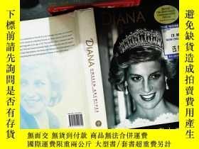 二手書博民逛書店Diana罕見(Unseen Archives) .Y167411 Alison Gauntlett 出版
