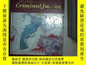 二手書博民逛書店Criminal罕見Justice second edition 刑事司法第二版Y261116