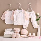 彌月禮盒組 新品新生兒寶寶嬰兒禮盒套裝xw