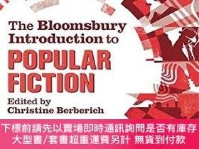 二手書博民逛書店The罕見Bloomsbury Introduction To Popular FictionY255174