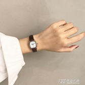 chic風ins小方錶女韓版簡約防水復古文藝方形vintage學生情侶手錶 探索先鋒