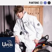 第二代新幹線時尚風雨衣/兩件式雨衣 開襟雨衣 外套雨衣 台灣專利 UPON雨衣