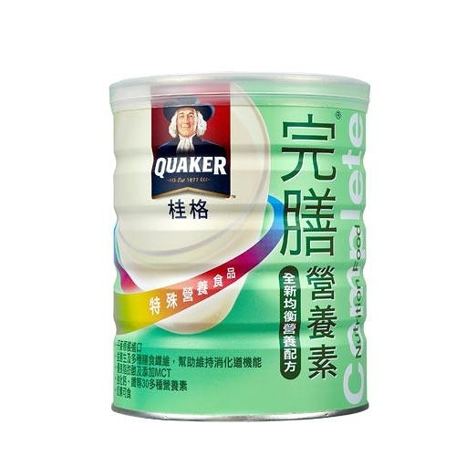 桂格完膳全新均衡營養配方850g【愛買】