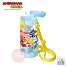 日本 ANPANMAN 麵包超人-AN麵包超人鎖蓋吸管水壼450ml(水藍)LEC043848