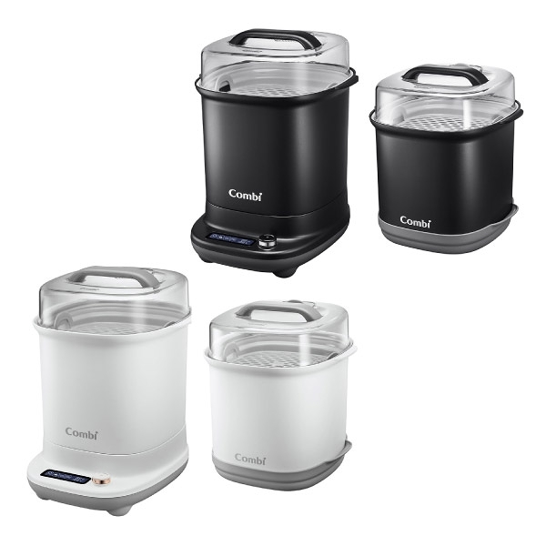 康貝 Combi GEN3消毒溫食多用鍋+奶瓶保管箱-2色可選 消毒鍋