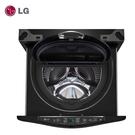 【LG】WiFi MiniWash迷你洗衣機(加熱洗衣)尊爵黑/2.5公斤《WT-D250HB》(含拆箱定位)