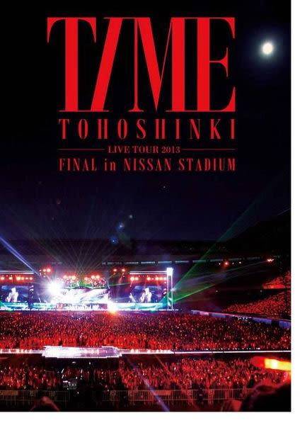東方神起 2013巡迴演唱會 神起時刻 最終場 雙DVD (購潮8)