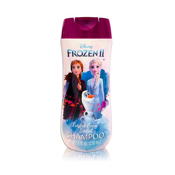 美國進口 Disney-Frozen-II 洗髮精(清新梅果香)8oz