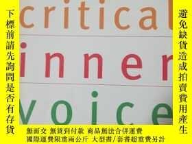 二手書博民逛書店conquer罕見your critical inner voiceY254376