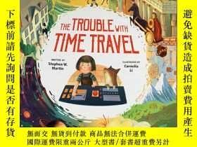 二手書博民逛書店The罕見Trouble With Time TravelY255232 Cornelia Li CCO 出
