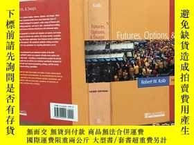 二手書博民逛書店FUTURES罕見OPTIONS&SWAPS未來的選擇與互換Y2