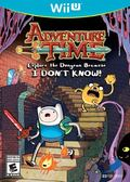 WiiU Adventure Time: Explore the Dungeon Because I DON T KNOW! 探險活寶(美版代購)