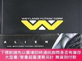 簡體書-十日到貨 R3YAlien:The Weyland-Yutani Report S. D Perry / Marku