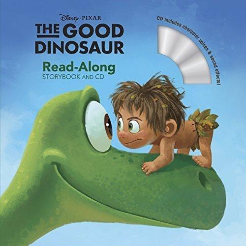 【麥克書店】THE GOOD DINOSAUR (恐龍當家) /英文繪本附CD‧聽迪士尼說故事
