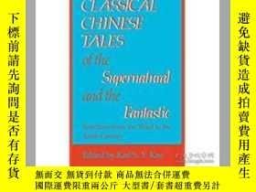 二手書博民逛書店Classical罕見Chinese Tales of the