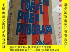二手書博民逛書店The罕見Lri Toefl Prep Program【16開