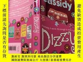 二手書博民逛書店cathy罕見Cassidy dizzy :凱茜卡西迪頭暈...Y200392