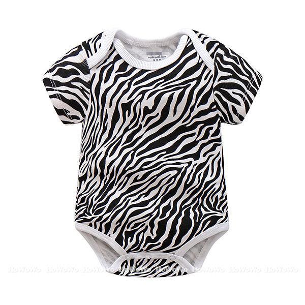 超低折扣NG商品~短袖包屁衣 嬰兒兔裝 短袖哈衣 寶寶連身衣 童裝 CAB10501 好娃娃