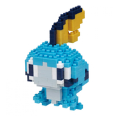 《 Nano Block 迷你積木 》【 神奇寶貝系列 】NBPM_061 淚眼蜥╭★ JOYBUS玩具百貨
