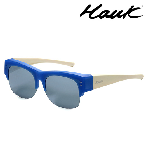 HAWK偏光太陽套鏡(眼鏡族專用)HK1015A-77