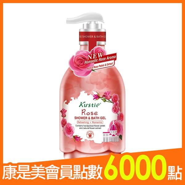 蔻斯汀花瓣沐浴露晨露玫瑰500ml【康是美】