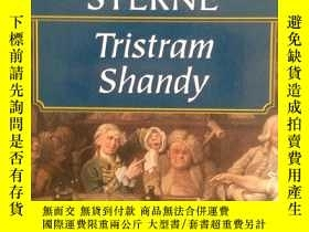 二手書博民逛書店tristram罕見shandyY398159 stern wordsworth 出版1996