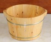泡腳桶 四川香柏木桶泡腳木盆按摩洗腳桶家用保溫實木養生足腳浴桶足療桶 mks雙11