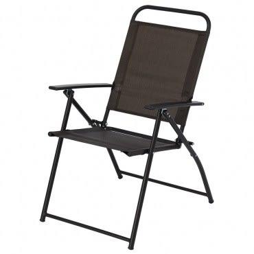 德瑞透氣折合休閒椅