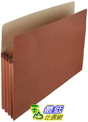 [106美國直購]  AmazonBasics 文件袋 Expanding File Folders - Letter Size (25 Pack)