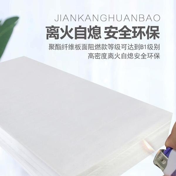 隔音棉 隔音材料消音棉ktv專用泡沫室內聚酯纖維墻體裝修環保高密度填充