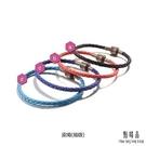 精美磁石配繩-皮繩(請於備註欄註明顏色代號及尺寸,如無備註,則隨機贈送)
