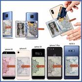 Realme X50 X7 Pro vivo X60 紅米 Note 9 Pro 小米 10 華碩 ZS670KS 大理石圖騰 透明軟殼 手機殼 保護殼