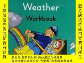 二手書博民逛書店TIME罕見seasons and weather workbook 兒童讀物 英文版Y42402