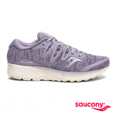 SAUCONY RIDE ISO 專業訓練女鞋-淺紫