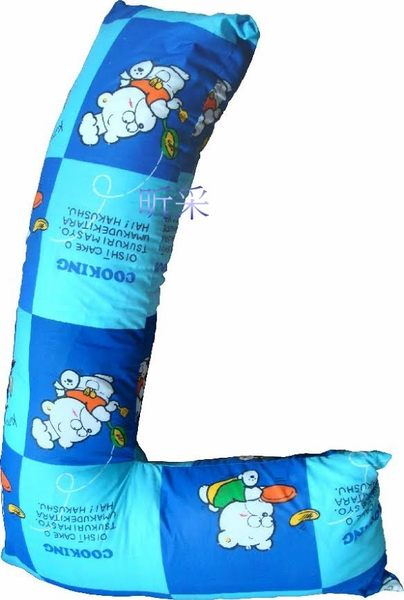 L型翻身枕 抱枕 L枕 輔助枕 孕婦枕 哺乳枕(枕套可清洗)