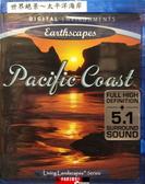 【停看聽音響唱片】【BD】世界絕景:太平洋海岸