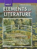 二手書博民逛書店 《Elements of Literature: Third Course》 R2Y ISBN:0030424143│Holt Rinehart & Winston