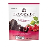 BROOKSIDE覆盆莓黑巧克力198g