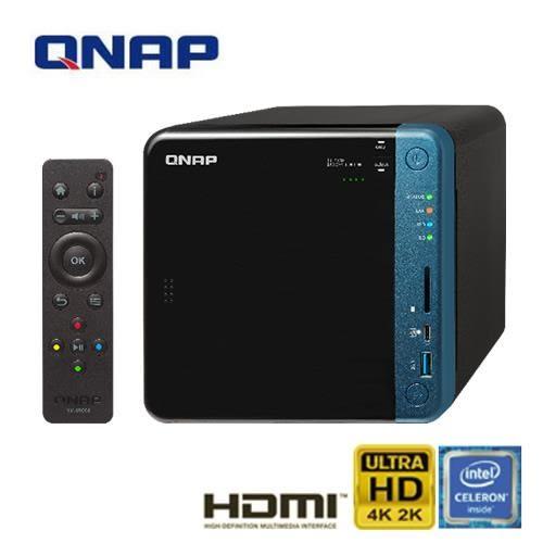 QNAP 威聯通 TS-453B-8G 4Bay網路儲存伺服器